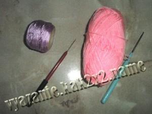 Выбор крючка и ниток для вязания