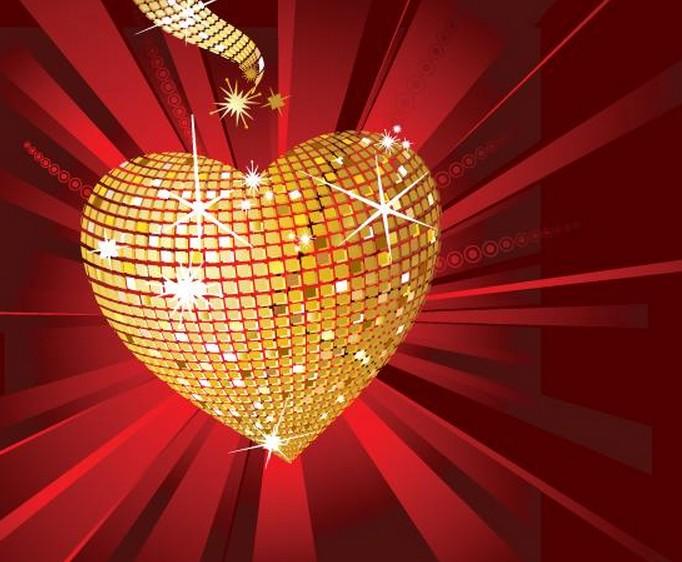 Украшаем свой сайт на день Святого Валентина