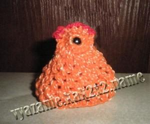 Цыпленок на пасхальное яйцо